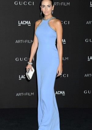 Camilla Belle - LACMA Art + Film Gala 2014 in LA