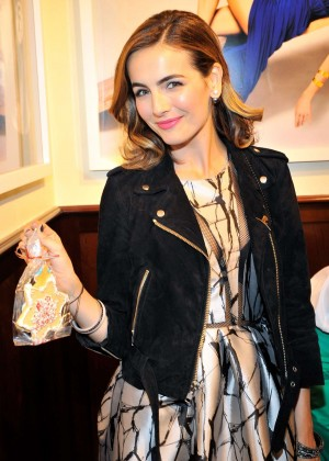 Camilla Belle - Brooks Brothers Celebrates the Holiday in Beverly Hills