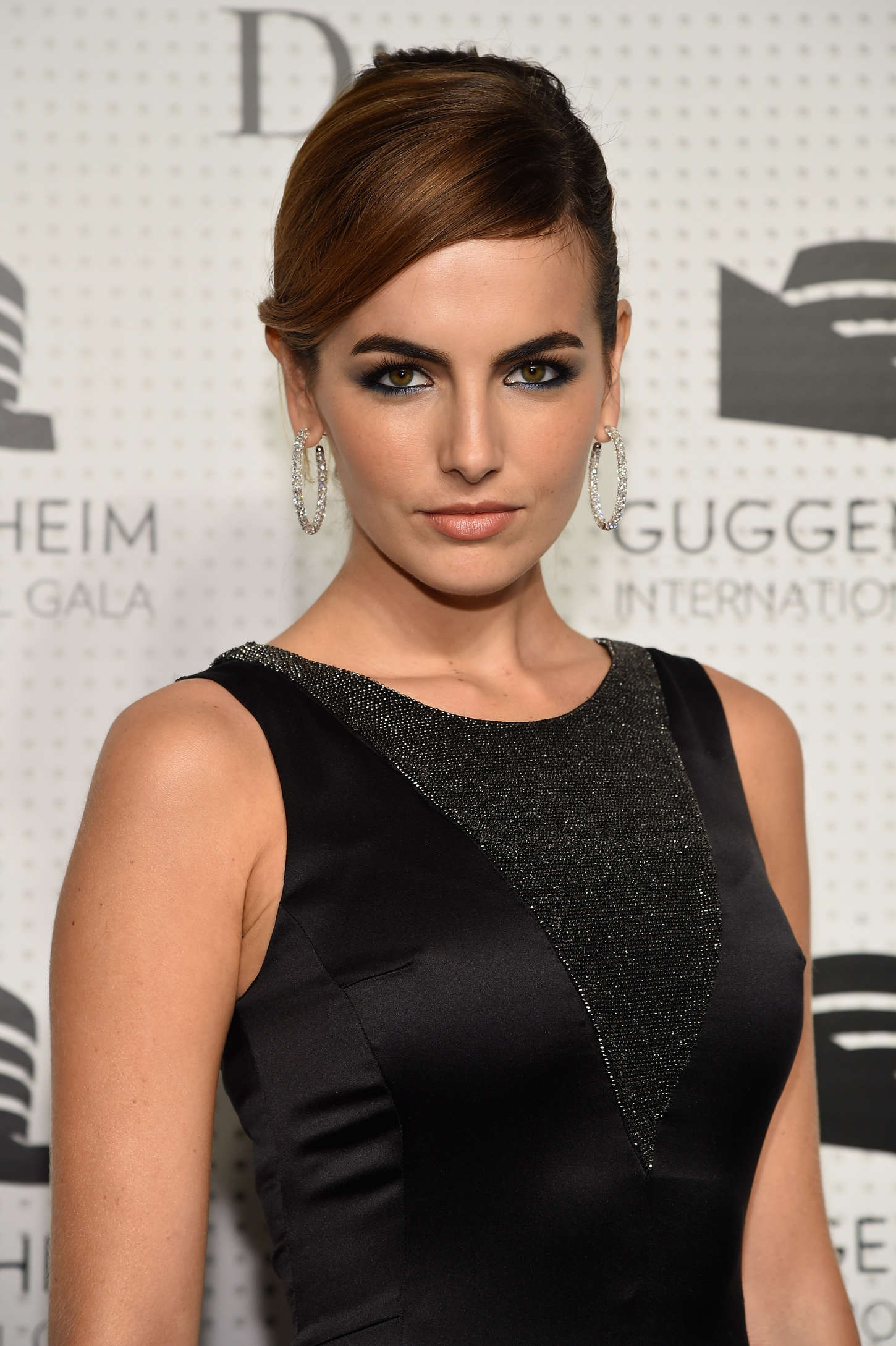 Camilla Belle - Guggenheim International Gala Dinner made possible by Dior in NYC