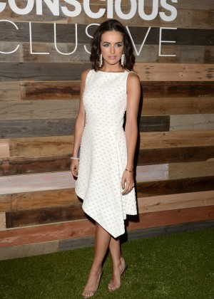 Camilla Belle: H M Conscious Collection Dinner -10