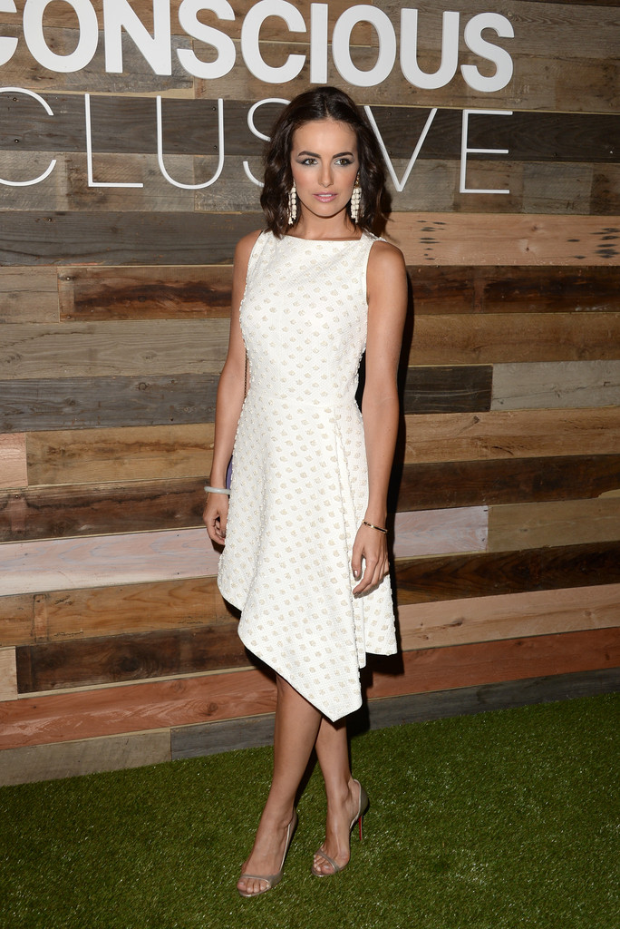 camilla belle h m conscious collection dinner in west hollywood gotceleb. Black Bedroom Furniture Sets. Home Design Ideas
