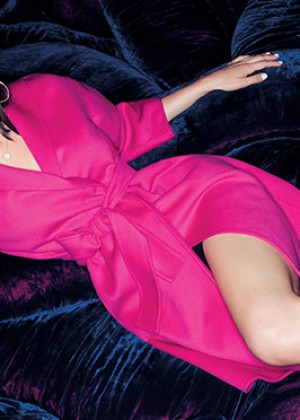 Camilla Belle - InStyle Magazine by Karine Basilio (July 2014)