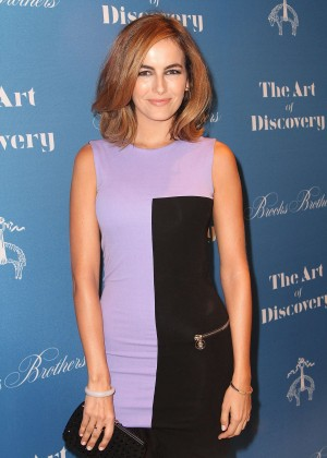 Camilla Belle - Jeff Vespa's The Art Of Discovery Book Launch in Beverly Hills