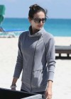 Camilla Belle out in Miami Beach -02