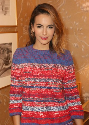 Camilla Belle - Vogue & Tory Burch Celebrate The Tory Burch Watch Collection in Beverly Hills