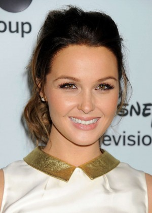 Camilla Luddington Disney Abc