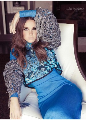 Camilla Luddington - Ocean Magazine (October 2014)