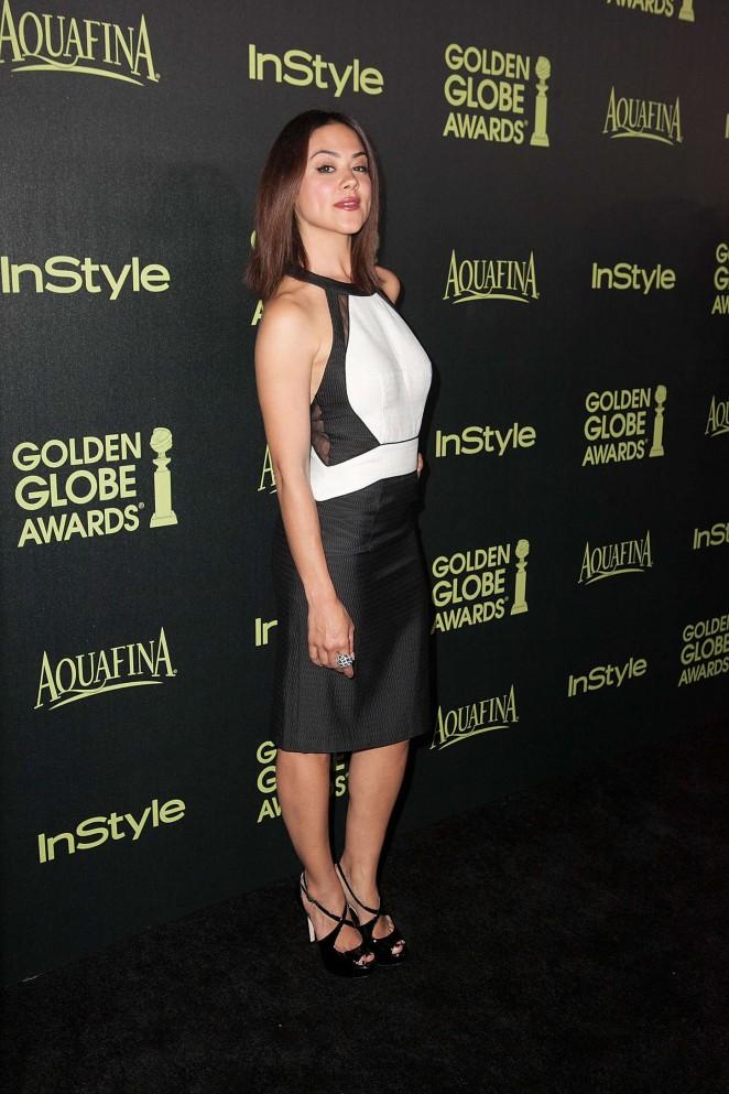 Aja Naomi King: 2015 Golden Globe Award Season -03