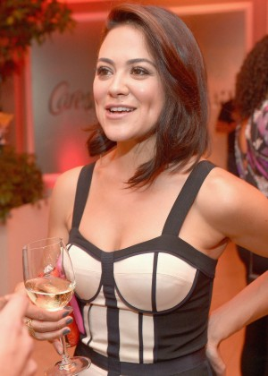 "Camille Guaty - Latina Magazine's ""Hollywood Hot List"" Party in West Hollywood"