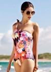 Camille Piazza: Aqua Blu Bikini Photoshoot -07