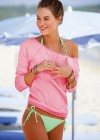 Camille Rowe: VS Bikini 2013 -03