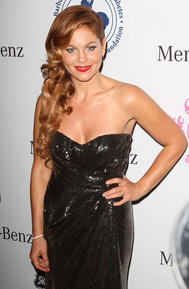 Candace Bure - 2014 Carousel of Hope Ball in Beverly Hills
