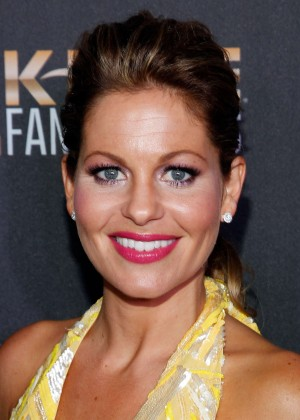 Candace Cameron in Yellow Dress-01