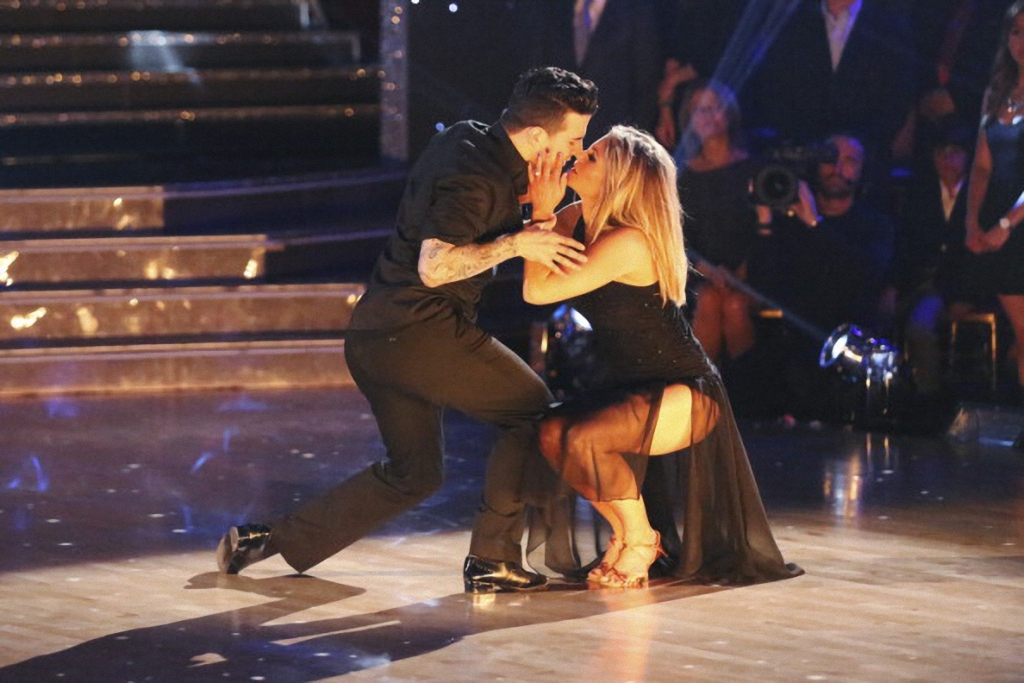 Candace cameron dancing with the stars