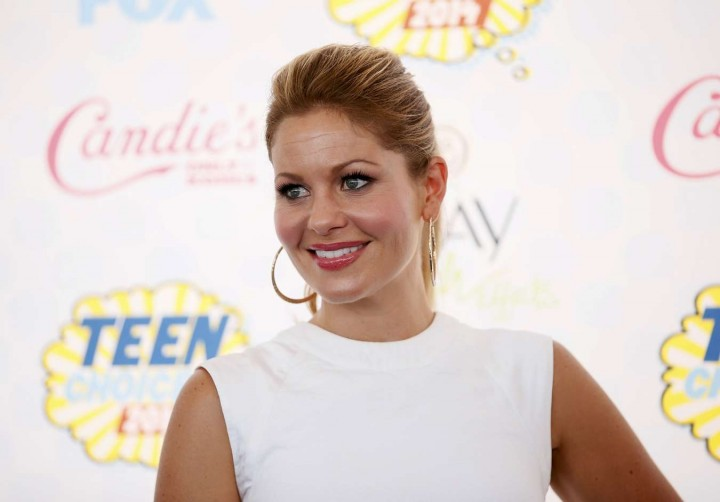 Candace Cameron-Bure - Teen Choice Awards 2014