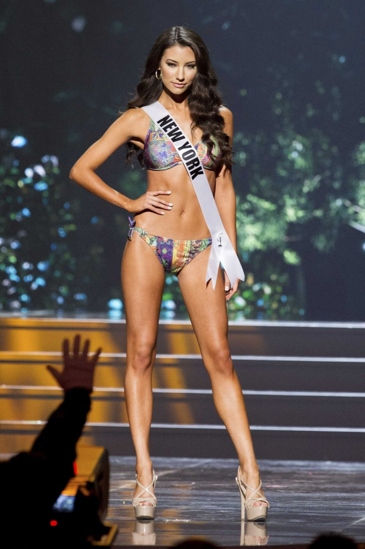 Candace Kendall - 2014 Miss USA Preliminary Competition -01