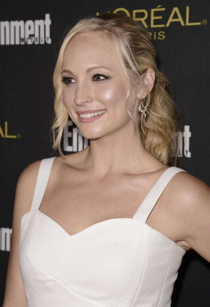 Candice Accola - 2014 Entertainment Weekly's Pre-Emmy Party in West Hollywood