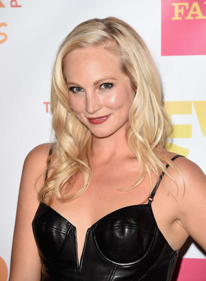 Candice Accola at Red Carpet TrevorLIVE The Trevor Project Event in LA