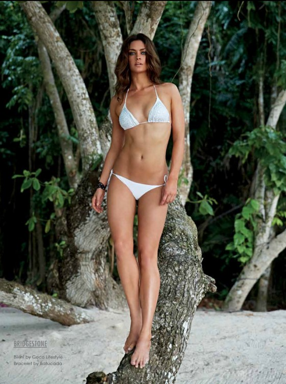 Candice Boucher: South African Swimsuit 2013 -01