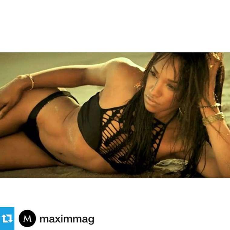 Candice Patton: Maxim 2015 -02 - GotCeleb
