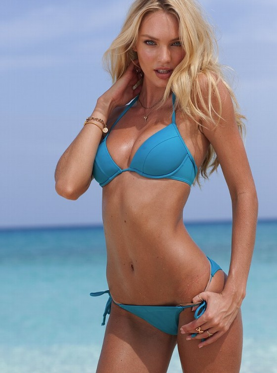 Candice Swanepoel – New Victorias Secret Bikini-65