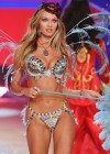 Candice Swanepoel at 2012 Victorias Secret Fashion Show Runway