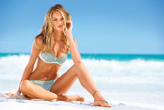 Candice Swanepoel – 2013 VS Swimwear Photoshoot -21