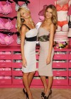 Candice Swanepoel and Bregje Heinen - Launch of Victoria Secrets Body by Victoria in NYC