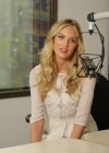 Candice Swanepoel at i93 Radio-06