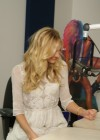 Candice Swanepoel at i93 Radio-11
