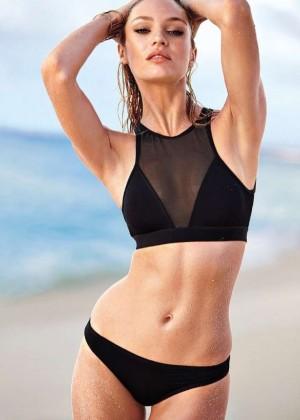 Candice Swanepoel: VS Bikini Shoot 2014 -17