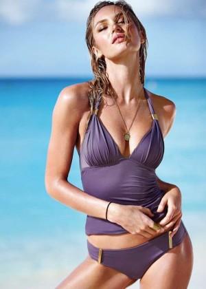 Candice Swanepoel: VS Bikini Shoot 2014 -19