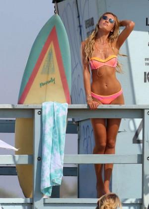 Candice Swanepoel Hot Bikini Shoot -03