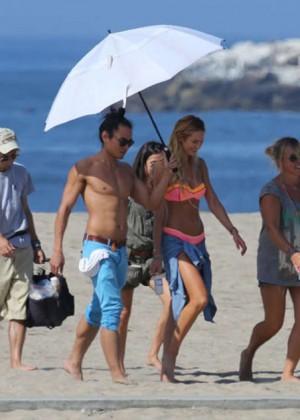 Candice Swanepoel Hot Bikini Shoot -07