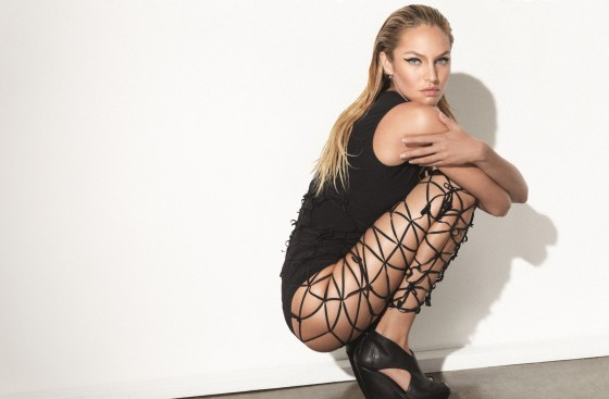 Candice Swanepoel Collier Schorr Photoshoot for Muse Summer 2012