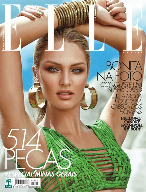 Candice Swanepoel hot Elle Photoshoot-46