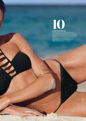 Candice Swanepoel - Maxim India (November 2014)