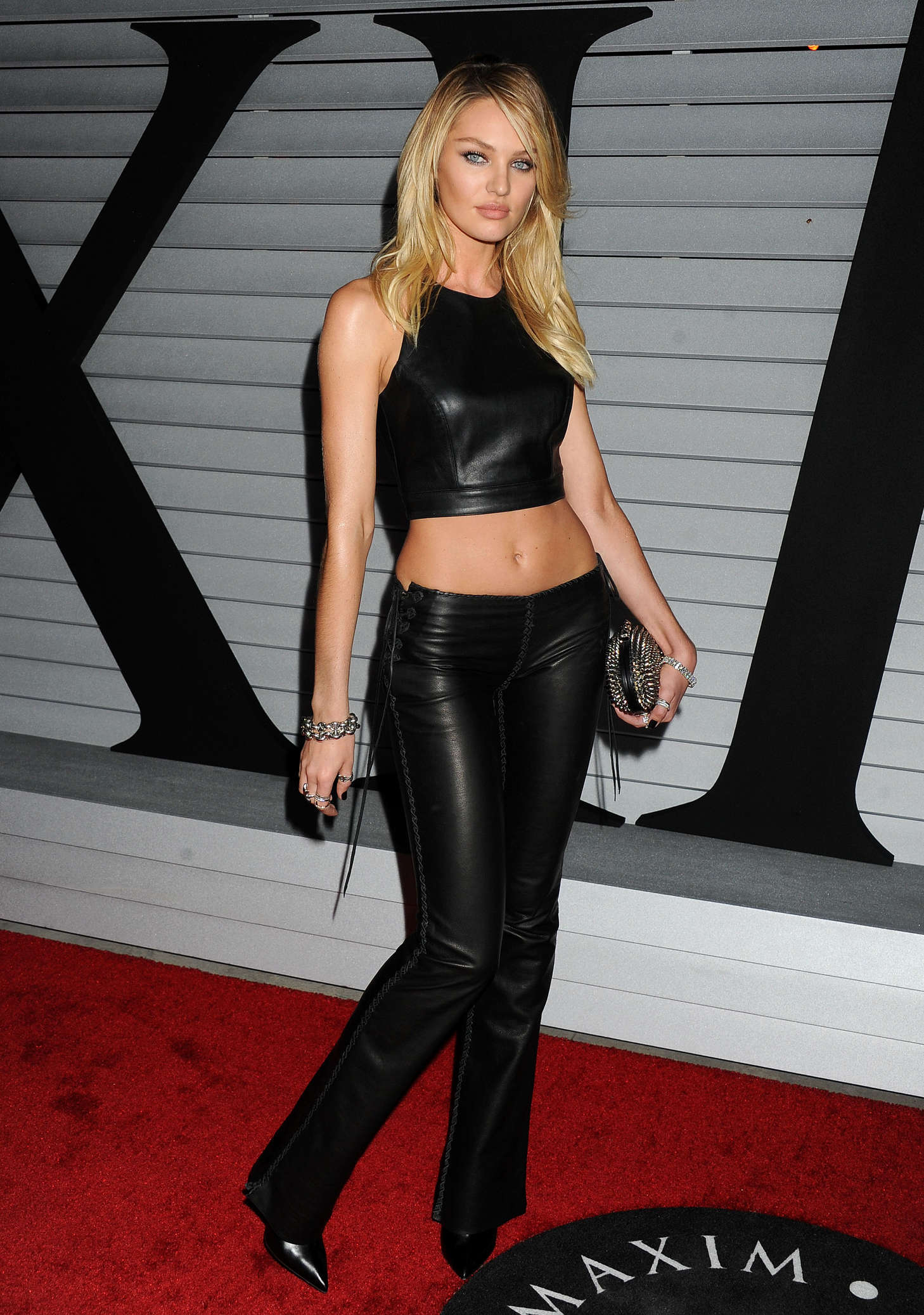 Candice Swanepoel: 2014 Maxim Hot 100 -17 - GotCeleb