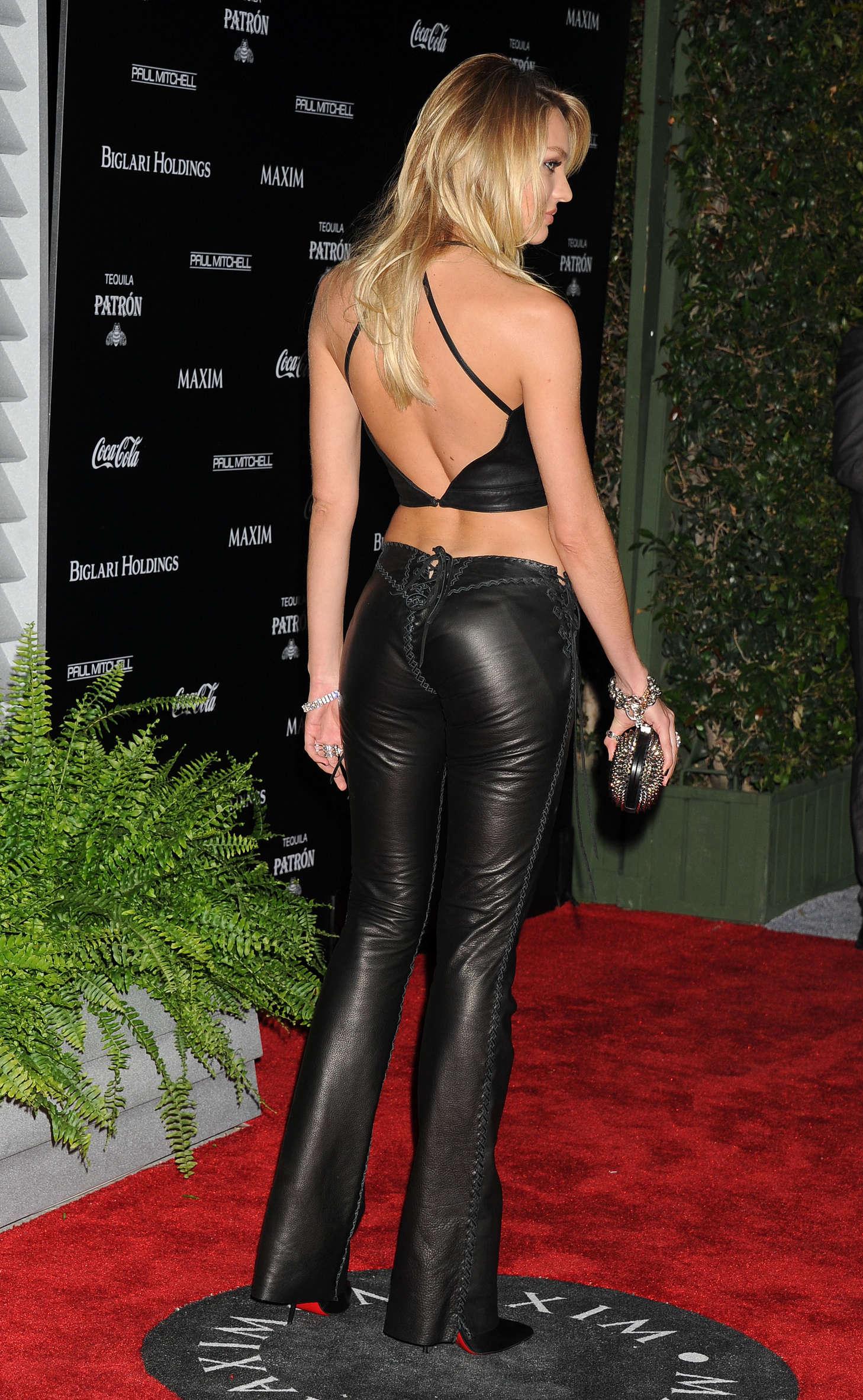 Candice Swanepoel: 2014 Maxim Hot 100 -18 - GotCeleb