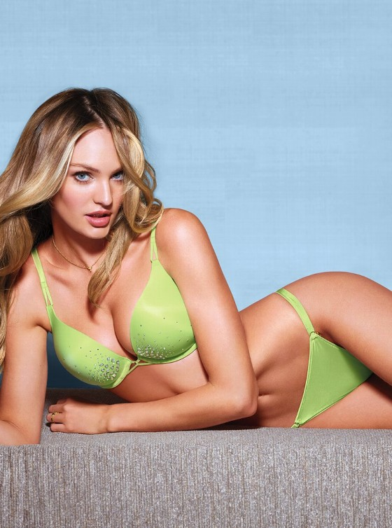 Candice Swanepoel In VS Photosoot – Feb 2013-03