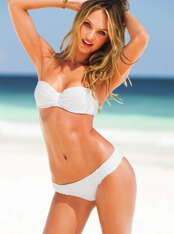 Candice Swanepoel In VS Photosoot – Feb 2013-09