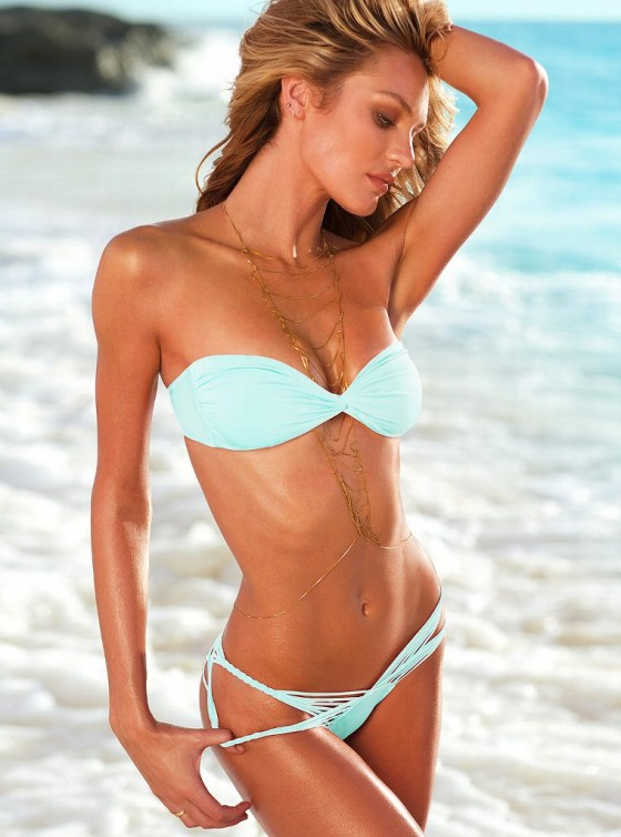Candice Swanepoel In VS Photosoot – Feb 2013-12