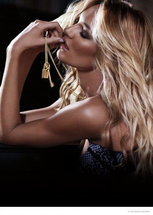 Candice Swanepoel - New Victoria's Secret Photoshoot