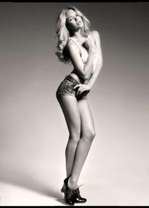 Candice Swanepoel: Seth Sabal Photoshoot -05