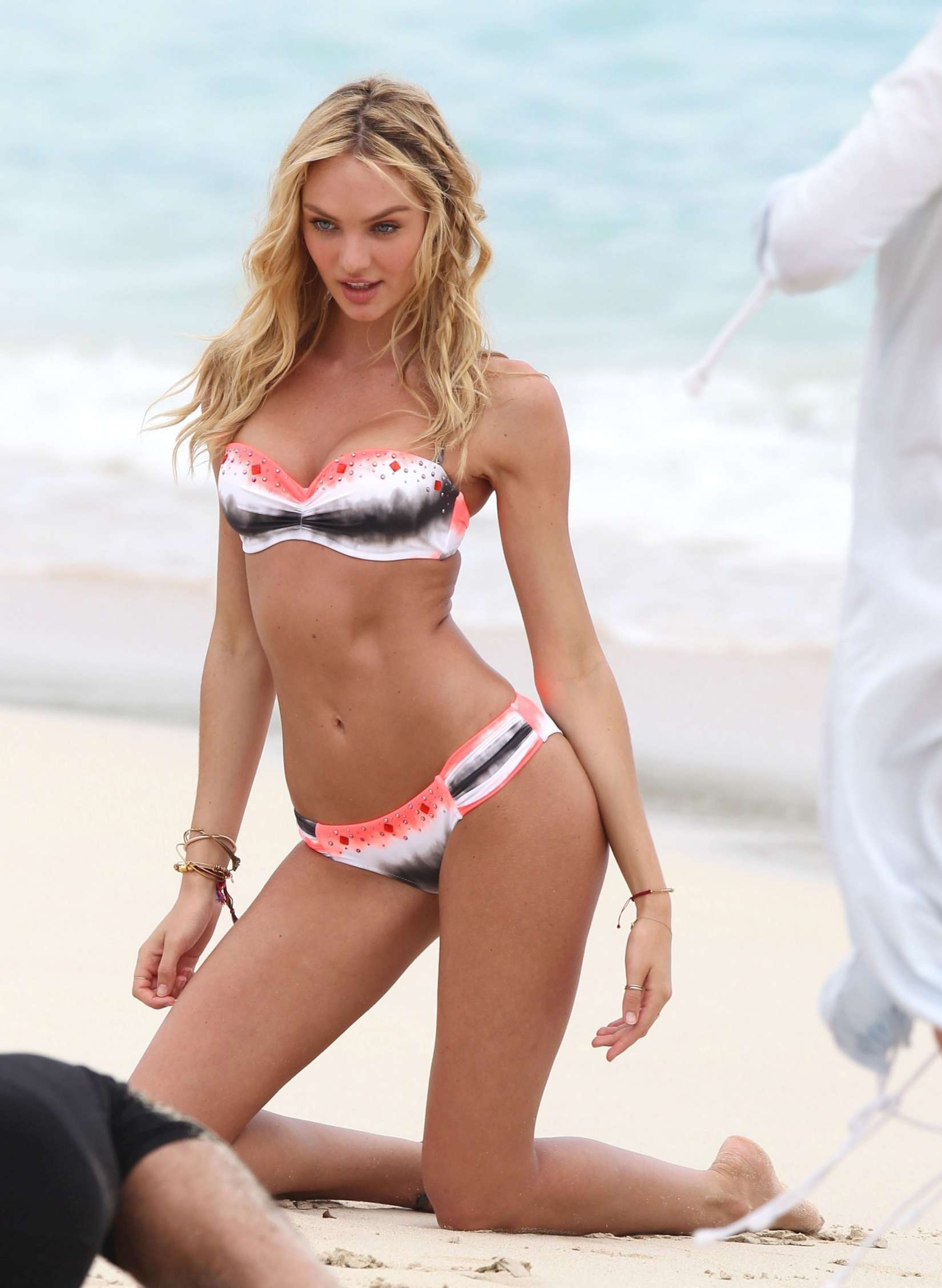 Candice Swanepoel – VS 2012 Bikini Photoshoot-27