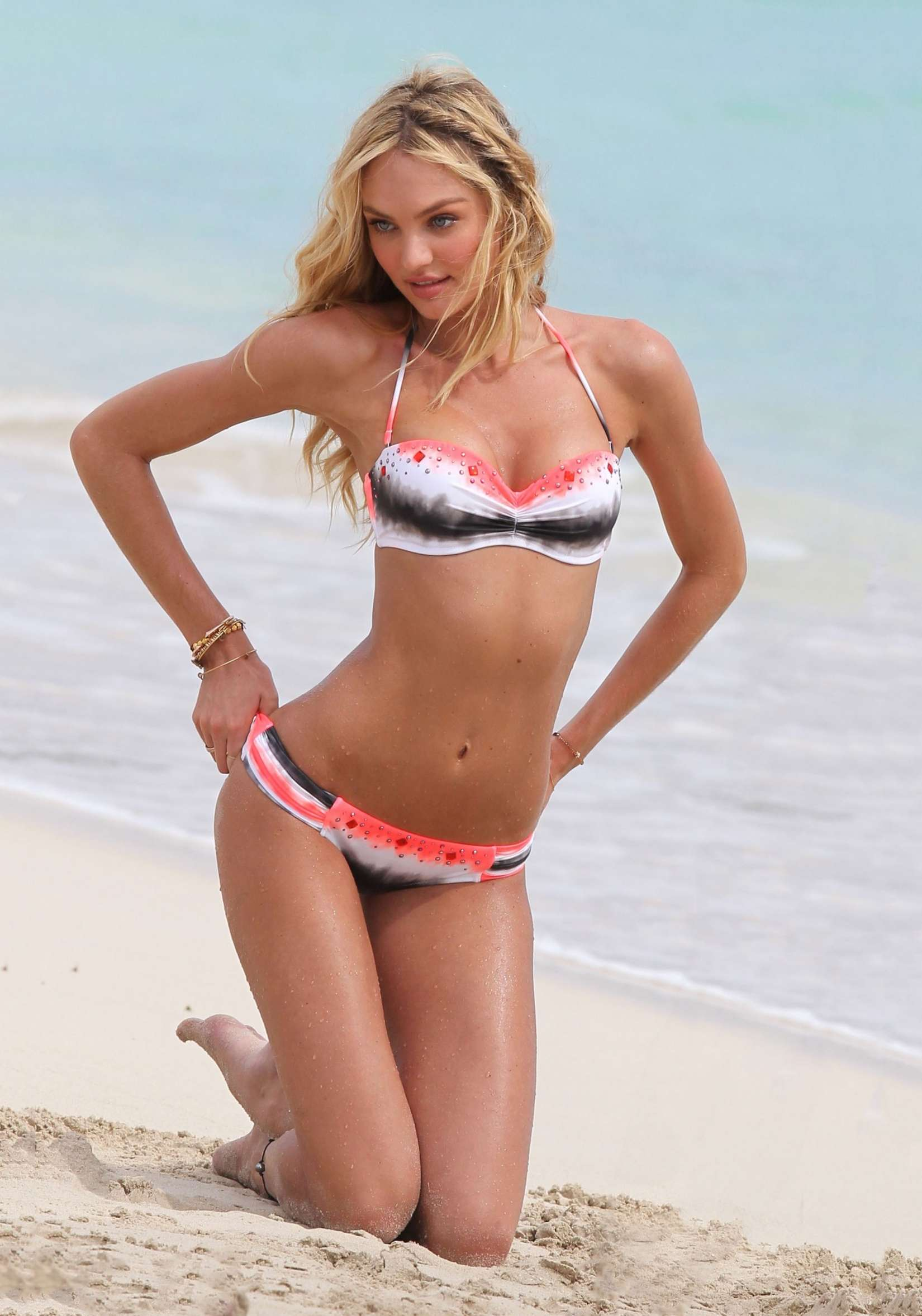 Candice Swanepoel – VS 2012 Bikini Photoshoot-28