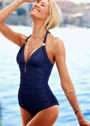 Candice Swanepoel: VS Bikini Collection -14