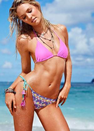 Candice Swanepoel: VS Bikini Collection -20