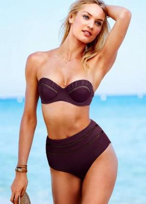 Candice Swanepoel: VS Bikini Collection -21