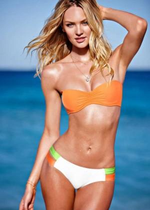 Candice Swanepoel: VS Bikini Collection -27